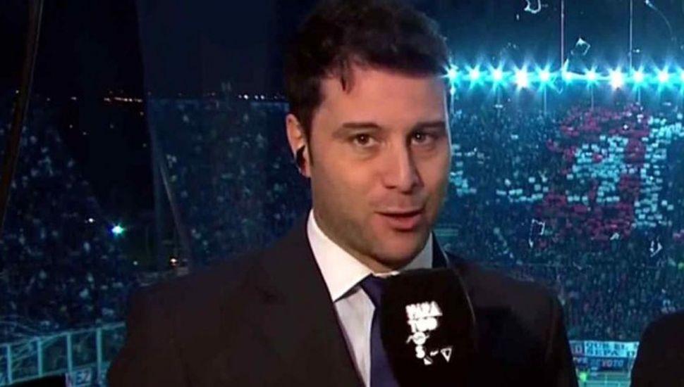 Rodolfo De Paoli, de relatar el último Mundial a técnico de Nueva Chicago