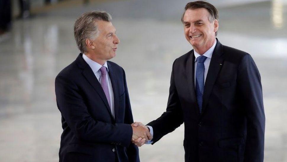 Bolsonaro vendrá en junio por cambios en el Mercosur