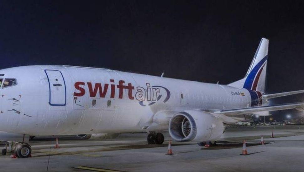 Un cubano llegó a Miami en la bodega de carga de un avión