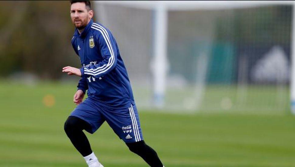 """Lionel Messi y la Copa América: """"No somos candidatos como otras veces"""""""