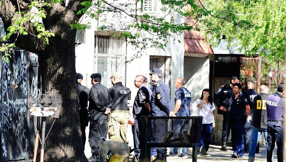 Asalto en un vivero: mataron al dueño y al presunto entregador