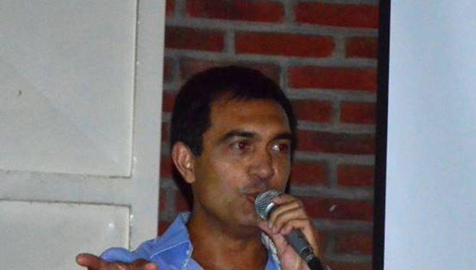 """""""La oposición en Arenales se tiene que unir y unificar criterios"""", señaló Medina."""