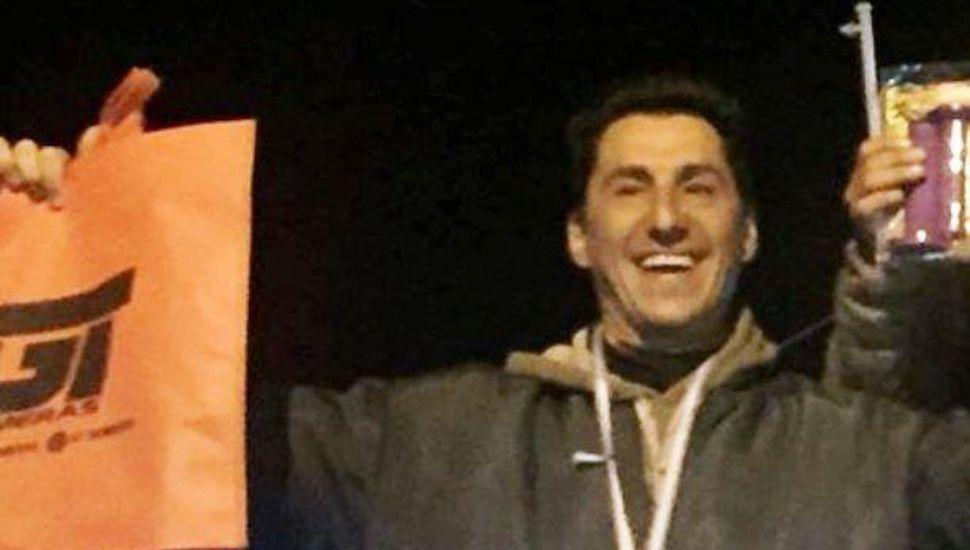 Murió el motociclista bragadense que fue encontrado inconsciente en un camino rural
