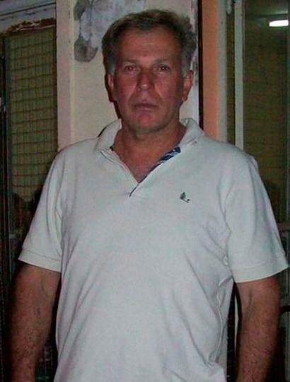 Omar Vénero, líder del campeonato.