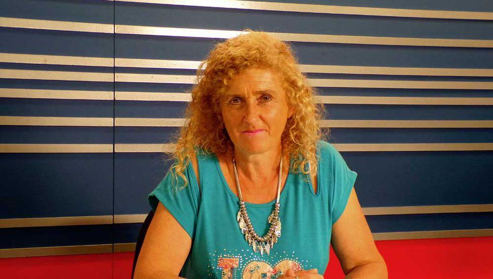 Rosana Franco (FAA).