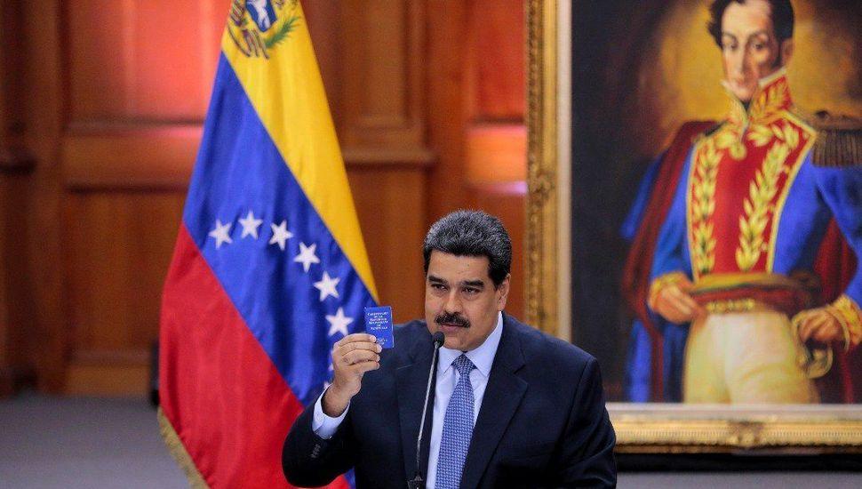 """Macri no reconoce el nuevo gobierno de Venezuela y llamó a Maduro """"el victimario que se victimiza"""""""