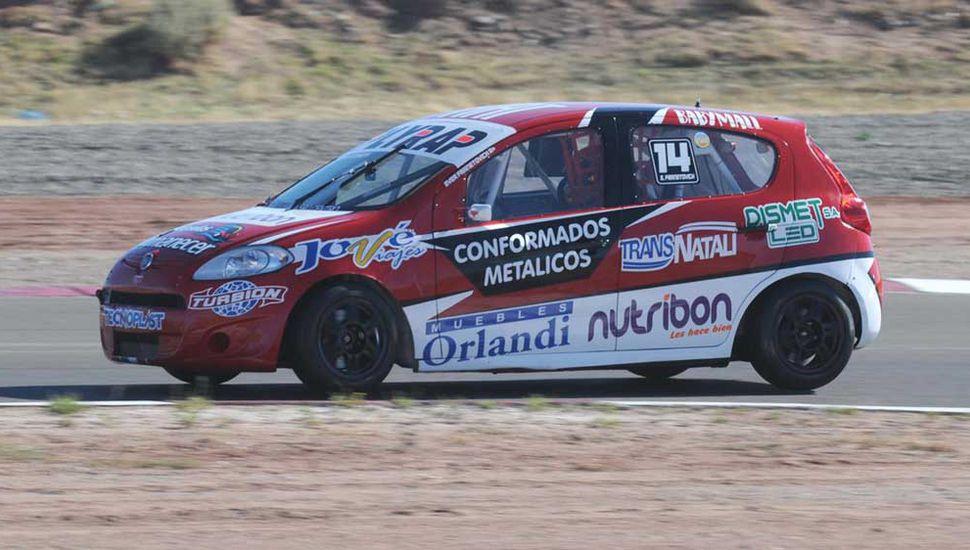 Ever Franetovich hizo la pole en la Clase 2 del Turismo Nacional.