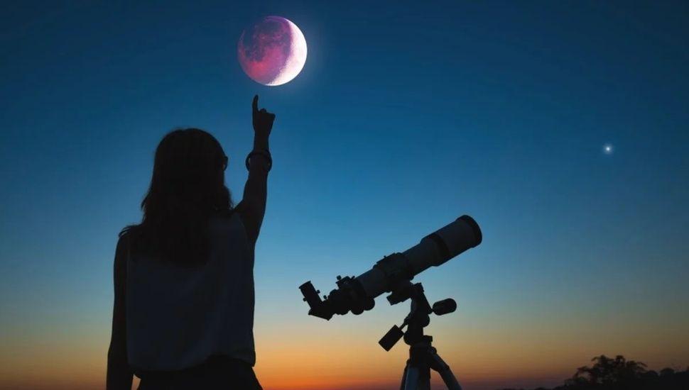 Después del eclipse de sol llega el de luna