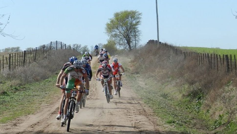 Carrera de rural bike