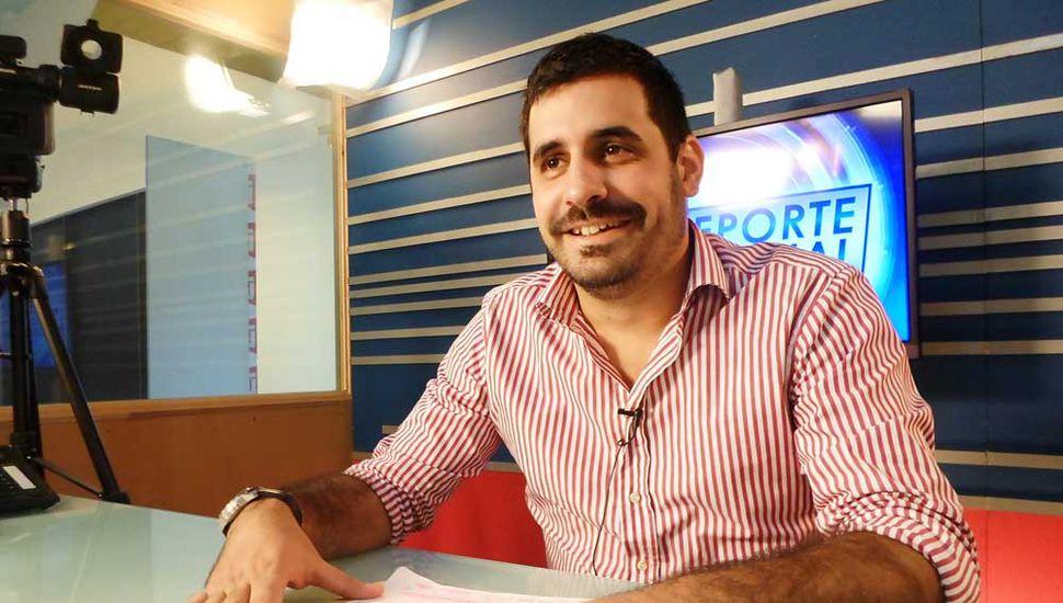 El dirigente peronista Bruno Screpis salió a bancar la candidatura de Cristina.