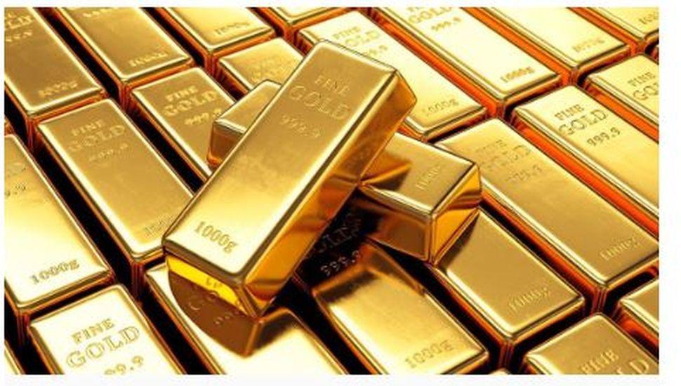Detuvieron a un funcionario que escondía más de 13 toneladas de oro en su sótano