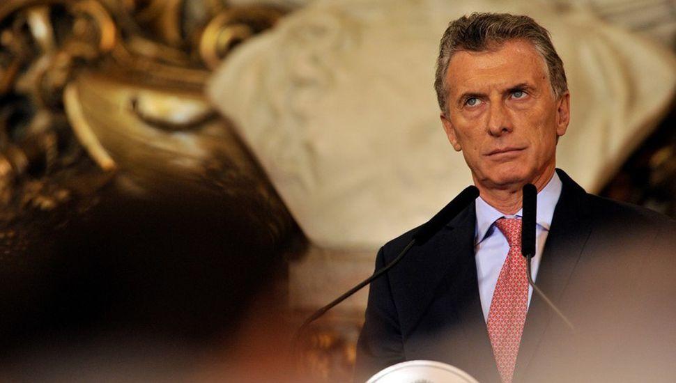 Macri viaja a Estados Unidos  para hablar ante la ONU