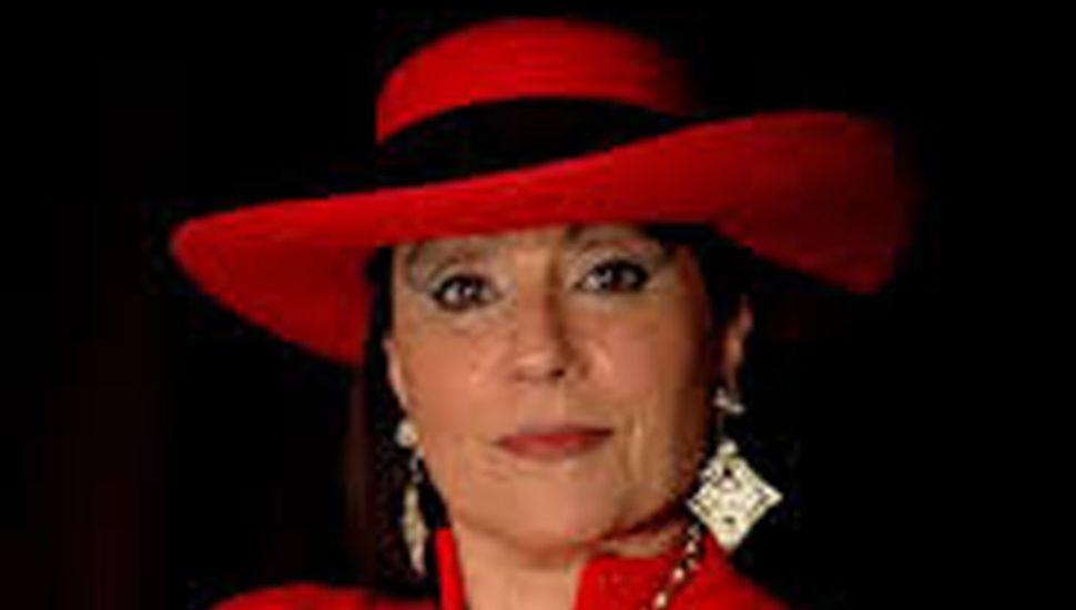 Alicia González.