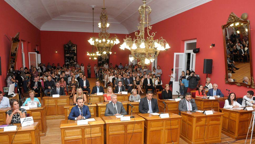 Se ponen en juego diez bancas en el Concejo Deliberante de Junín.
