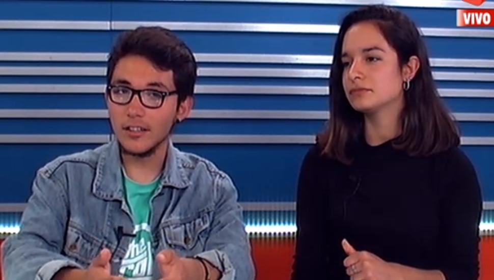 Lucio y Ana Tano, organizadores de la fiesta de Mariápolis.