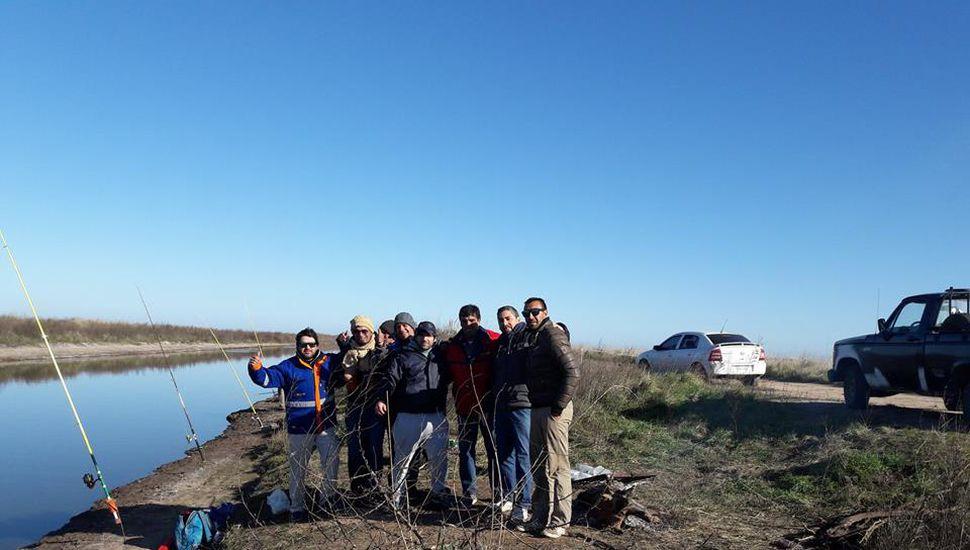 Se realizó el Torneo de Pesca 2018 en Ameghino