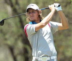 Emiliano Grillo golf