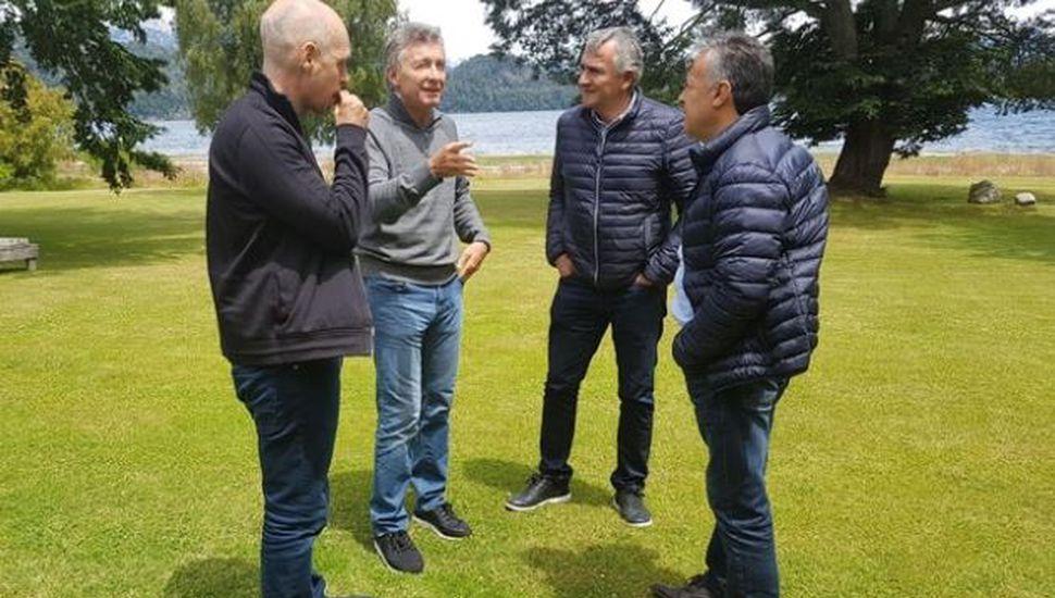 Macri convocó a los gobernadores de Cambiemos para un encuentro