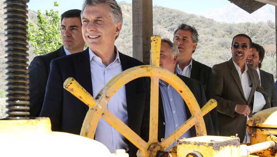 Macri ratificó el rumbo de su gestión junto a su peronista preferido