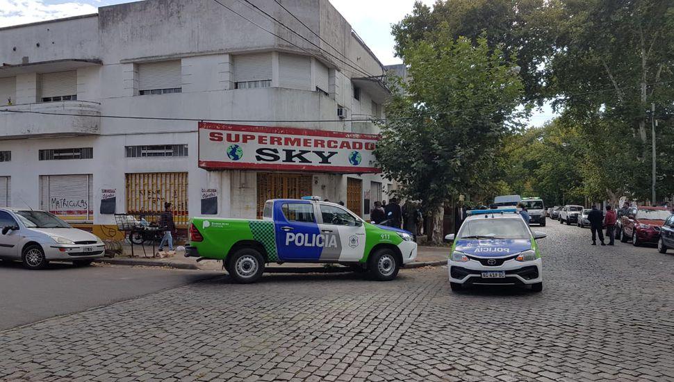 Tres ciudadanos chinos fueron asesinados en un supermercado de Junín