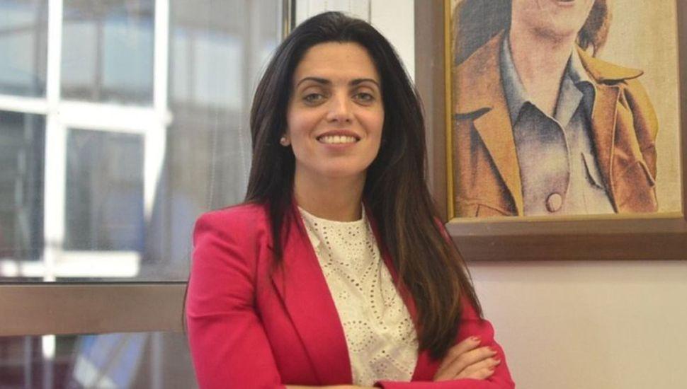 Luana Volnovich, directora ejecutiva de PAMI.