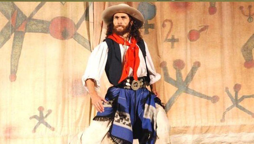 Cantares, en Teatro de la Ranchería