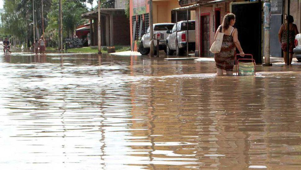 Una de las ciudades más afectada es Concepción, donde se asistieron a más de 500 personas.