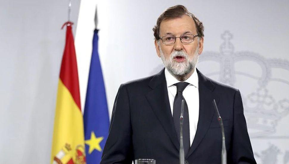 El gobierno de España inicia el  proceso para intervenir Cataluña