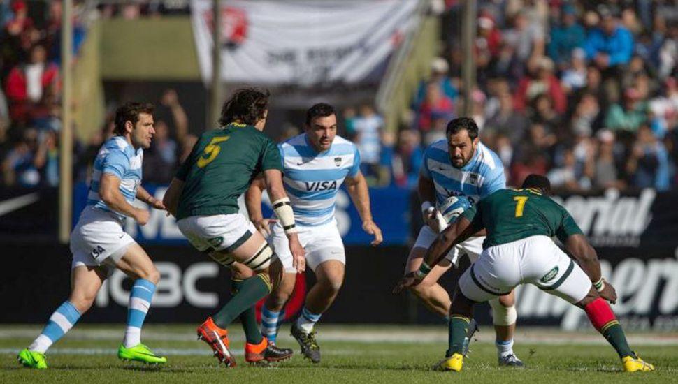 """""""Los Pumas"""" tendrá  cambios en el equipo  titular, ante Sudáfrica"""