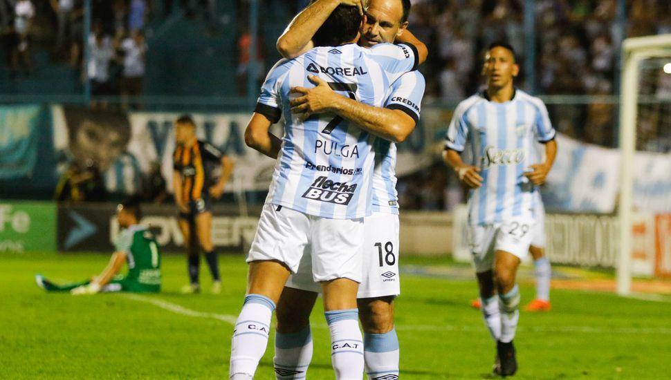Atlético Tucumán venció a Central