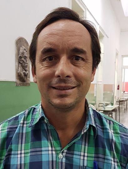 Juan Pablo Itoiz, presidente del Comité de la UCR local.