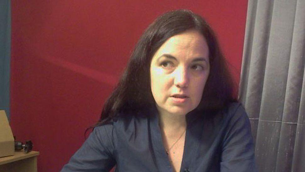Carolina Echeverría, concejal del FR.