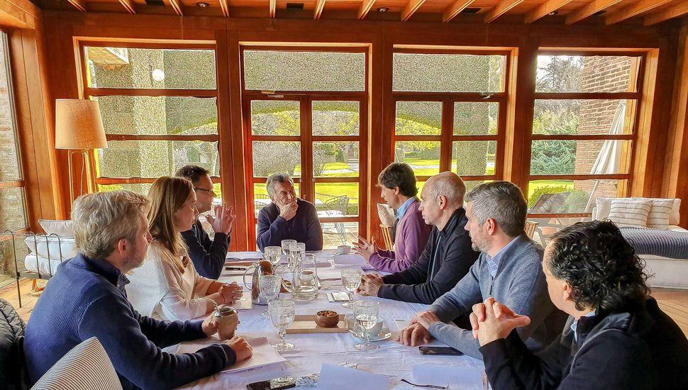 Lacunza dijo que Macri le transmitió las prioridades de la gestión