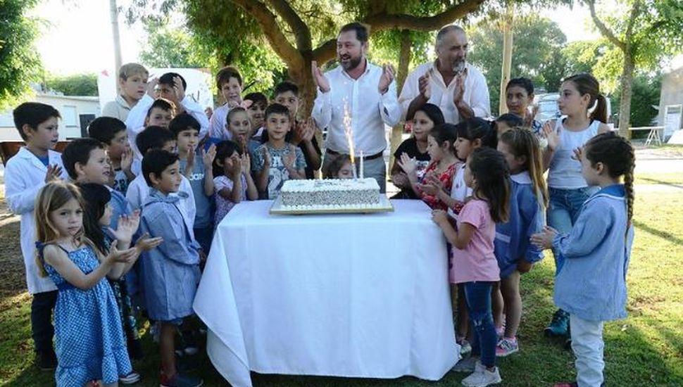 Las Toscas celebró su 115° aniversario