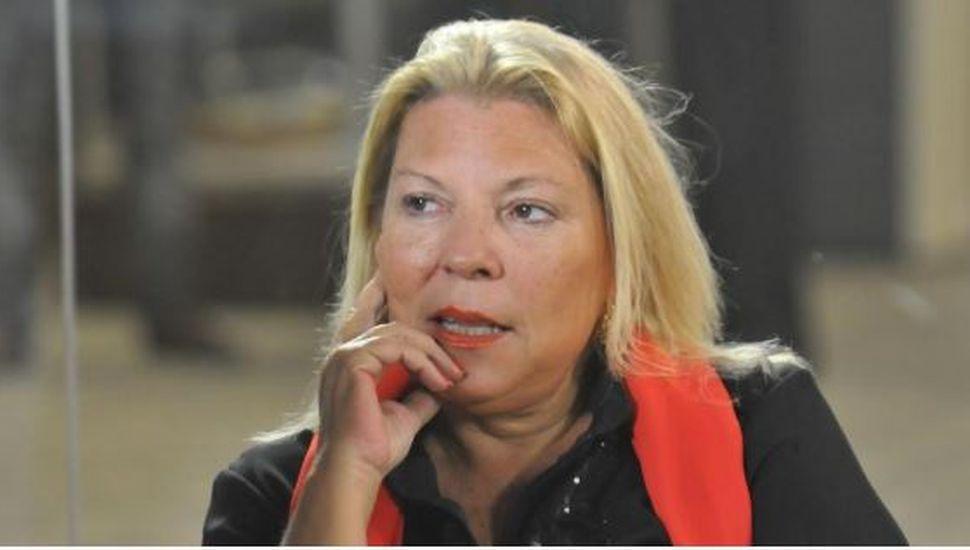 Elisa Carrió renunció a su banca como diputada