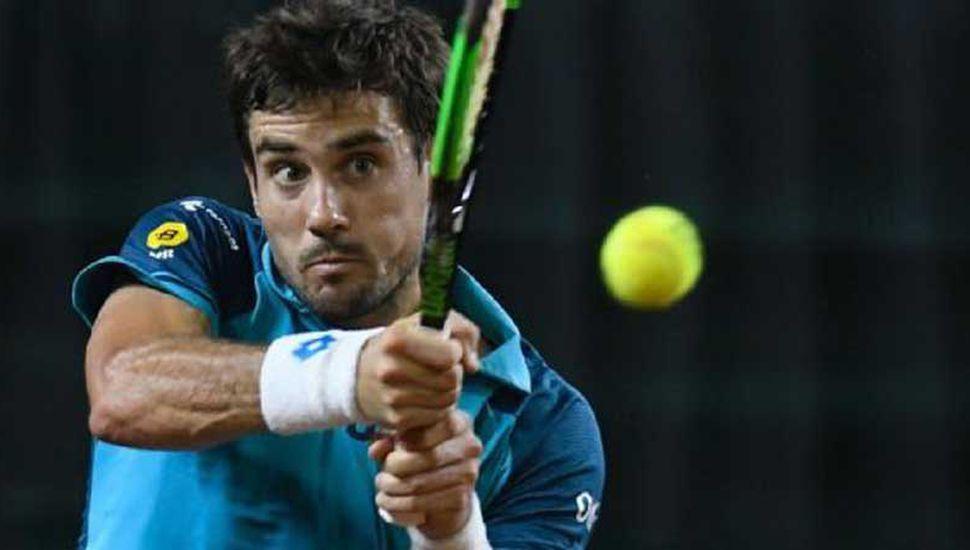 Pella se despidió del ATP de San Petersburgo; Zeballos sigue en dobles