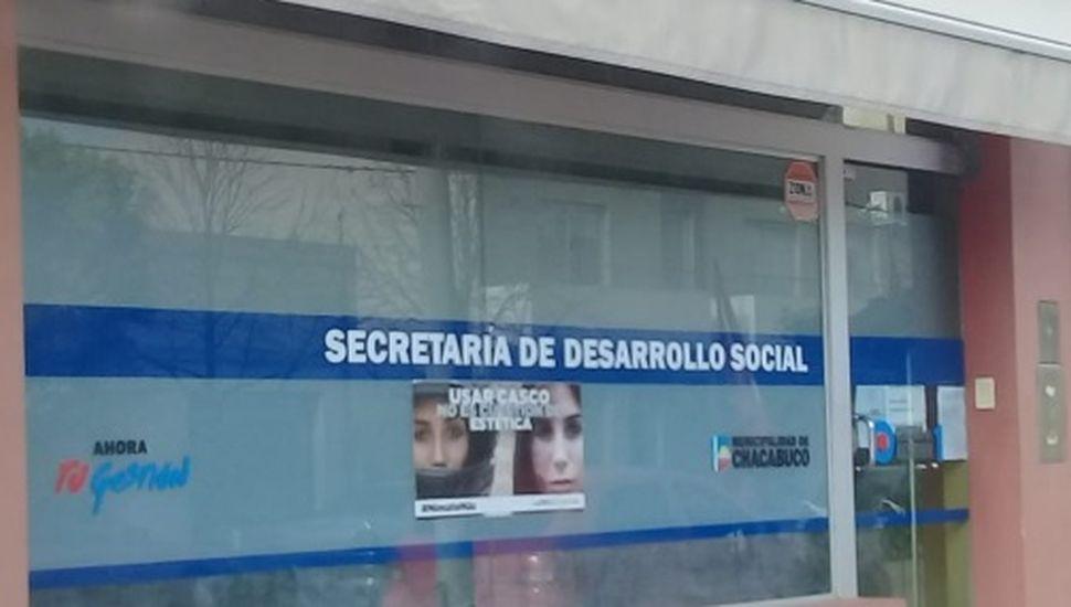 Secretaría de Desarrollo Social Chacabuco