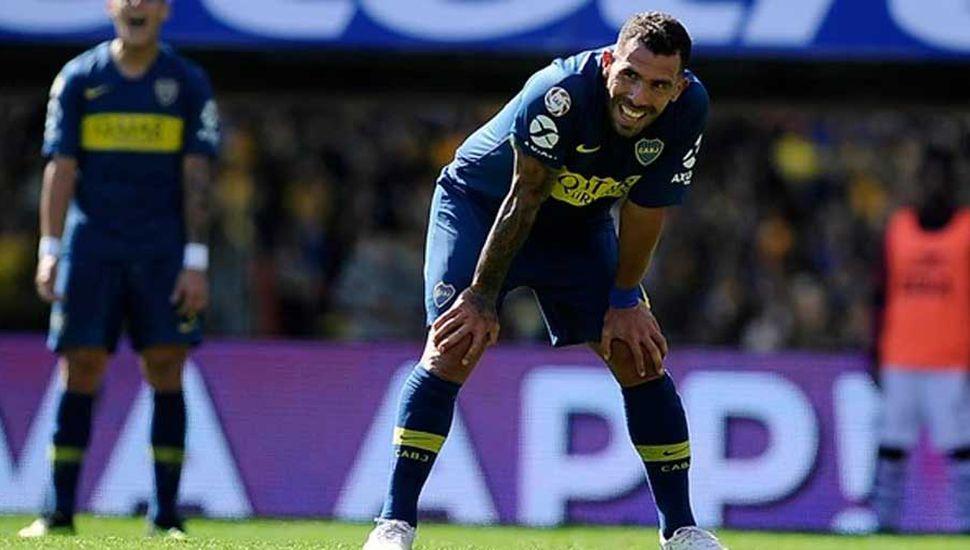 Tevez viajará a Asunción para  disputar la Libertadores ante Libertad