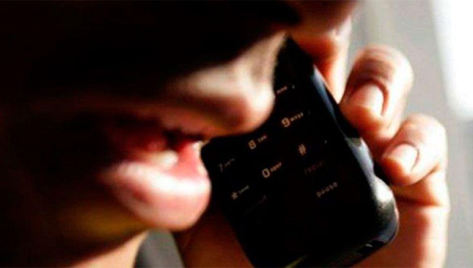 Intentos de estafas telefónicas en Junín
