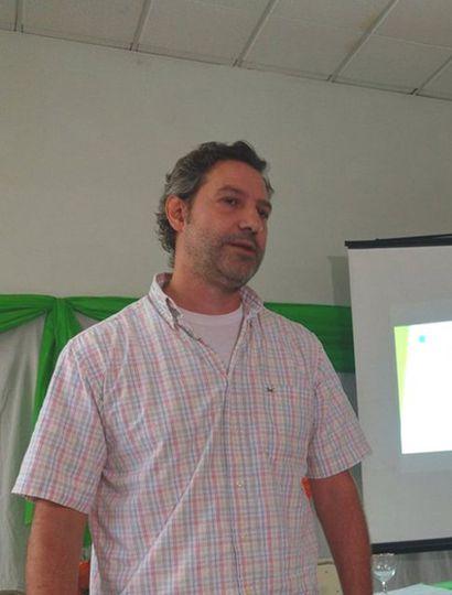 Pablo Luengo, diseñador industrial.