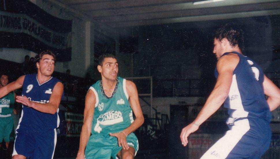 Marcelo Had enfrenta a Juan Cangelosi, esa noche en Las Morochas.