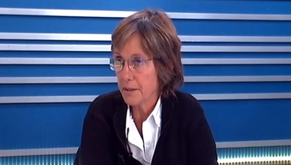 Olga Prieto, concejal de Unidad Ciudadana, en TeleJunín.