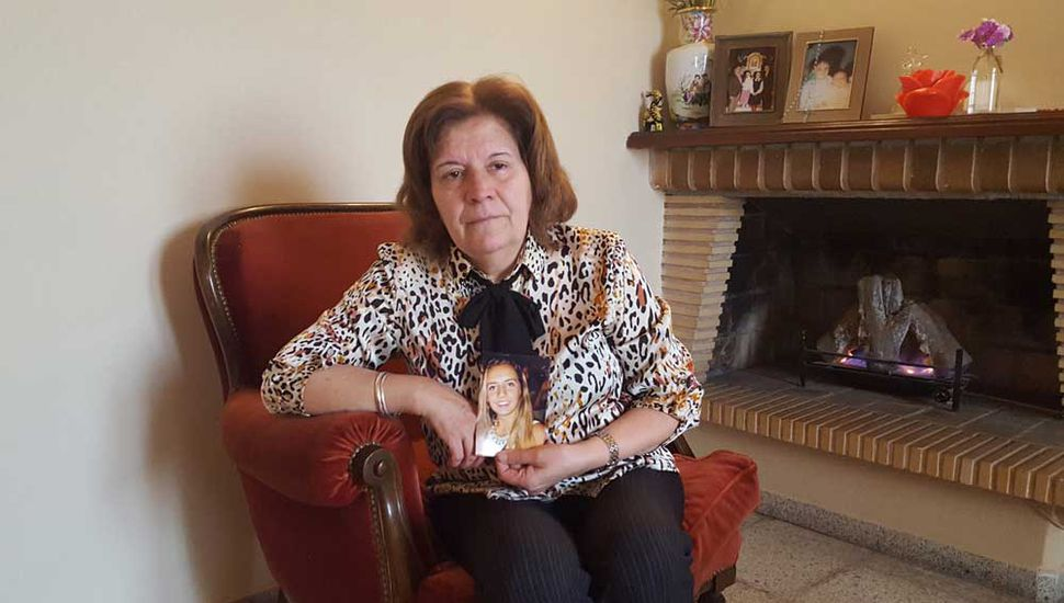 Silvia Santillán y una lucha incansable en búsqueda de justicia.