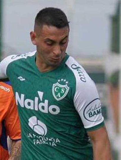 Nicolás Miracco volvió a jugar y anotó el gol de la Reserva, en el 1 a 1 entre Sarmiento-Nueva Chicago.