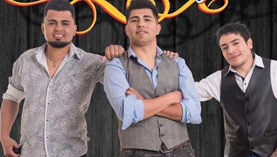 Emanuel, Mariano y Gonzalo Moyano son La Milonga.