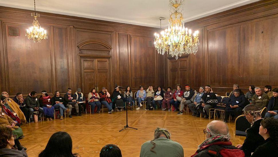 El Consejo Indígena de la Provincia  eligió a Oscar Farías por amplia mayoría