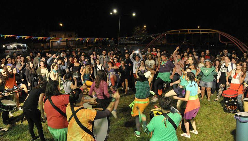 La danza y la expresión artística en general confluyeron en la noche del FEMI.