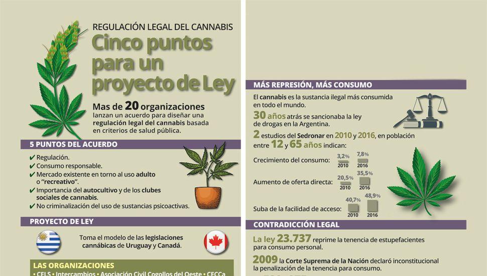 Cannabis medicinal:  una cuestión de derechos