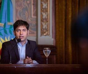 Axel Kicillof decidió estirar la negociación de la deuda bonaerense con los bonistas hasta el 5 de febrero.
