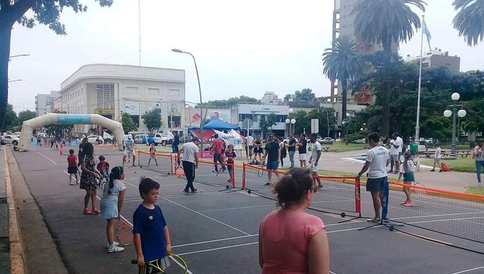 Juego, aprendizaje y diversión; el sábado, en la zona céntrica.